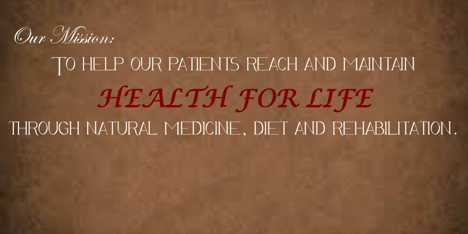 mission statement ogden ut chiropractor health for life spine our mission statement
